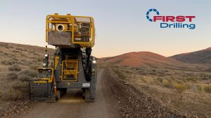 Deep hole capacity core drilling exploration